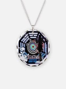 Dharma Bullseye Oceanic Necklace