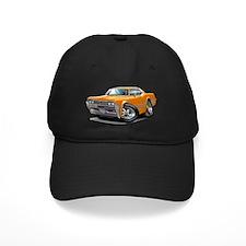 1966 Olds Cutlass Orange Car Baseball Hat
