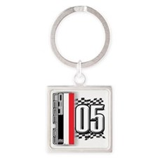 MRF05 Square Keychain