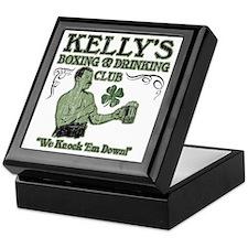 kellys club Keepsake Box