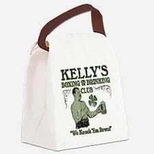 kellys club Canvas Lunch Bag