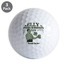 kellys club Golf Ball