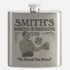 smiths club Flask