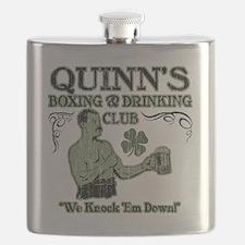 quinns club Flask