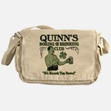 quinns club Messenger Bag