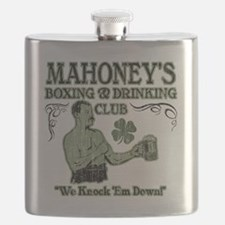 mahoneys club Flask