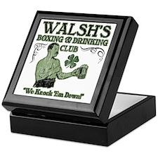 walshs club Keepsake Box