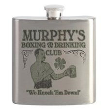 murphys club Flask