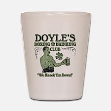 doyles club Shot Glass