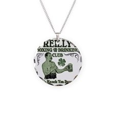 oreillys club Necklace