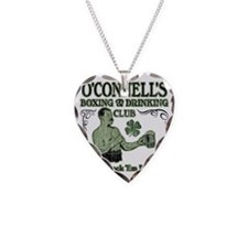 oconnells club Necklace Heart Charm