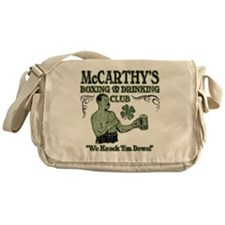 mccarthys club Messenger Bag