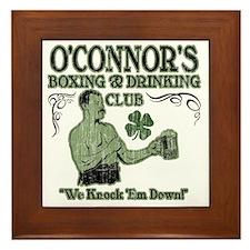 oconnors club Framed Tile