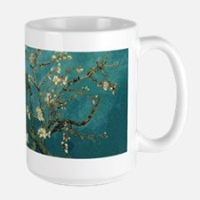 Blossoming Almond Tree, by Vincent van Gogh. Mugs