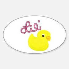 Lil Duck Decal