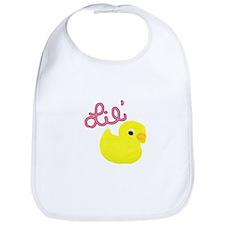 Lil Duck Bib