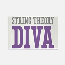 String Theory DIVA Rectangle Magnet
