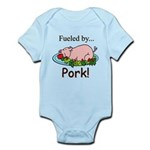 Fueled by Pork Infant Bodysuit