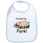 Fueled by Pork Bib