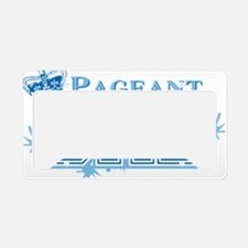 Pageant_dadbk License Plate Holder