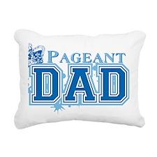Pageant_dadbk Rectangular Canvas Pillow
