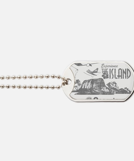 losttv_gray Dog Tags
