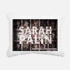 feb_since_1964_grunge Rectangular Canvas Pillow