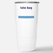 Generic-Tote-Bag Travel Mug