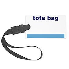 Generic-Tote-Bag Luggage Tag