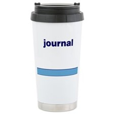 Generic-Journal Travel Mug