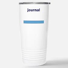 Generic-Journal Travel Mug