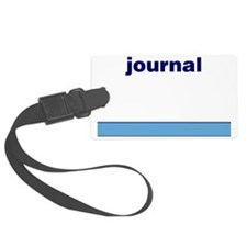 Generic-Journal Luggage Tag