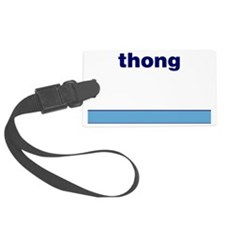 Generic-Thong Luggage Tag
