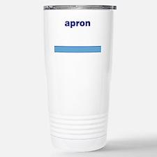 Generic-Apron Travel Mug