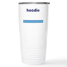 Generic-Hoodie Travel Mug