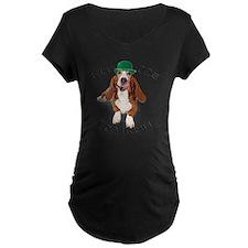 Basset Irish Kiss T-Shirt