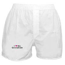 Cute Nanny Boxer Shorts