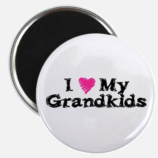 Unique Gramma Magnet