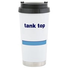 Generic-Tank-Top Travel Mug