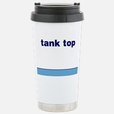 Generic-Tank-Top Travel Mug
