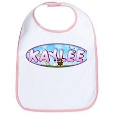 Cute Kaylee Bib