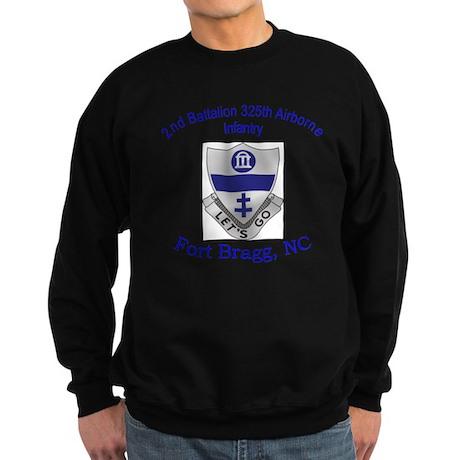 2nd 325th abn inf Sweatshirt (dark)