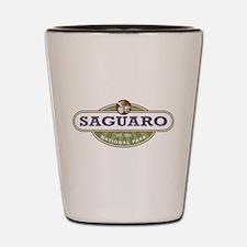 Saguaro National Park Shot Glass