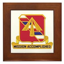 DUI - 1st Bn, 41st Field Artillery Regiment Framed