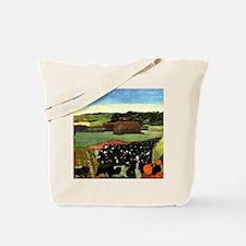 Gauguin: Haystacks in Brittany, Paul Gaug Tote Bag