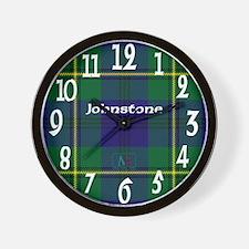 Johnstone Clan Wall Clock