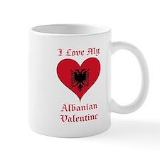 My Albanian Valentine Mug