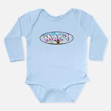 Cool Macy Long Sleeve Infant Bodysuit