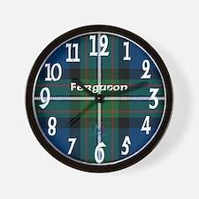 Ferguson Clan Wall Clock
