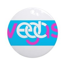 EDC Las Vegas Ornament (Round)